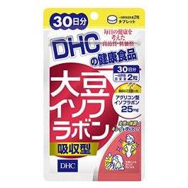 DHC Soy Isoflavone 30 Days 60 Grains