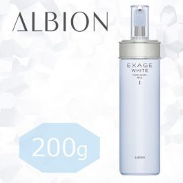 Albion Exage White Pure White Milk I 200g Oily Skincare Japan Version