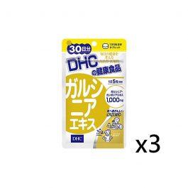 DHC Garcinia Cambogia Extract 30 days 150 tablets x 3PCS 印度藤黃素