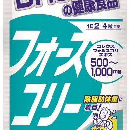DHC Force Collie 80 grains 20 days Diet Supplement