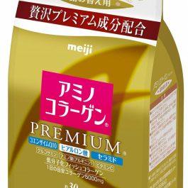 Meiji Amino Collagen Powder Premium Refill Pack 214g 明治胶原蛋白粉