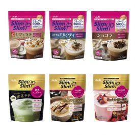 ASAHI Slim Up Slim Shake 酵素代餐 Diet Supplement