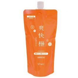 AFC Shokaigan Shampoo Refill 500ml 爽快柑