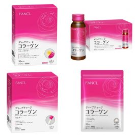 2018 FANCL DEEP CHARGE COLLAGEN Tablet/Stick/Drink/Powder Jelly Previous HTC Collagen