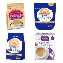 JAPAN MEITO Royal Milk Tea/ Nittoh Tea 日東紅茶 Royal Milk Tea Sticks/ Nestle Milk Tea