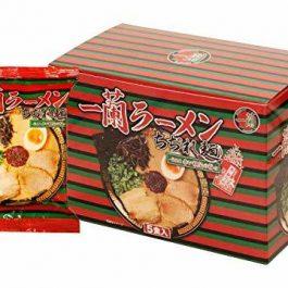 一蘭拉麵 Japan ICHIRAN Ramen Instant Noodles 5 meals