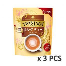 Japan TWININGS Milk Tea 190g x 3PCS
