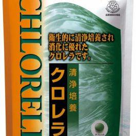 ORIHIRO Chlorella Refill 900 Tablets 200mg/Tablet 清净培养小球藻