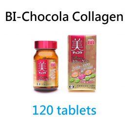 BI-Chocola Collagen 120 tablets