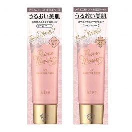 kiss Prime Moist UV SPF27 PA+++ Essence Base Light / Natural 30g