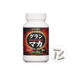 NEW Suntory GRAND Maca Citrulline Zinc 120 grain 30 days 三得利 瑪卡