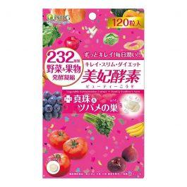 232 Beauty Enzyme Premium Whitening and Collagen 120 tabs 美妃酵素 女人我最大